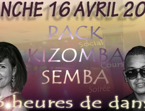 Avril 2017 : Pack Kizomba Semba