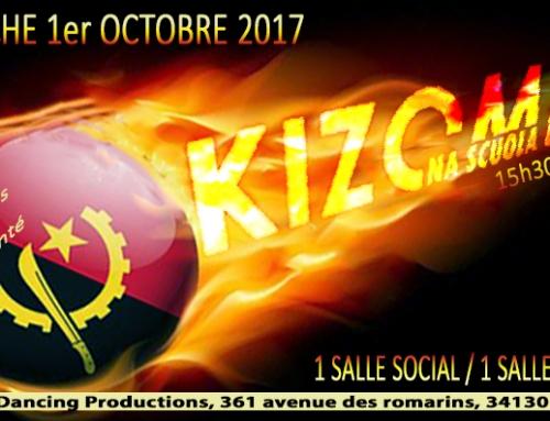 Octobre 2017 : Kizomba Na Scuola